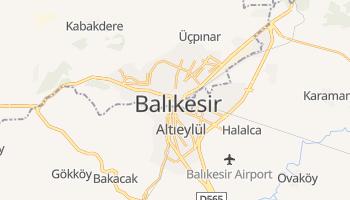 Balikesir online map