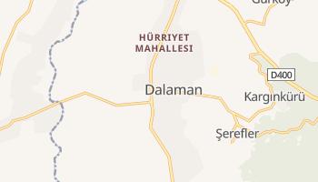 Dalaman online map