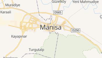 Manisa online map