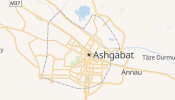 Ashgabat online map