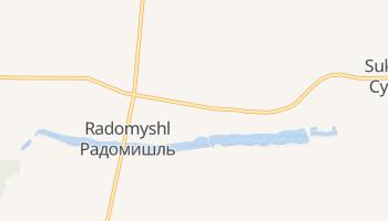 Radomysl online map