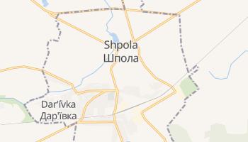 Shpola online map