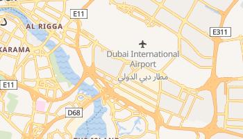 Garhoud online map