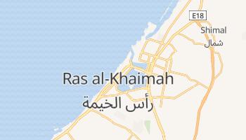Ras Al Khaymah online map