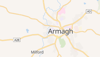 Armagh online map