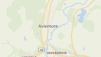 Aviemore online map