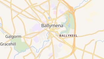 Ballymena online map