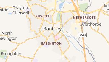 Banbury online map
