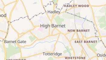 Barnet online map
