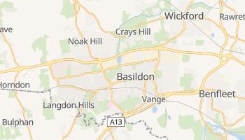 Basildon online map