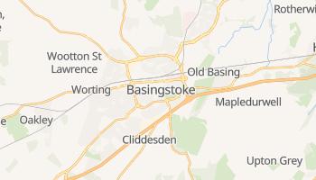 Basingstoke online map