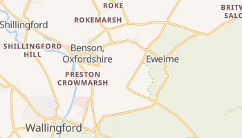 Benson online map