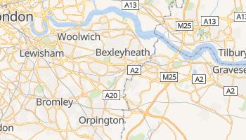 Bexley online map