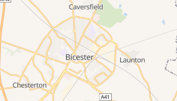 Bicester online map
