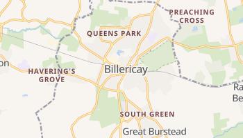 Billericay online map