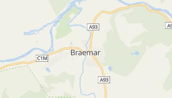 Braemar online map