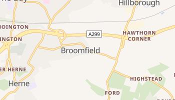 Broomfield online map