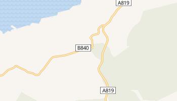Cladich online map