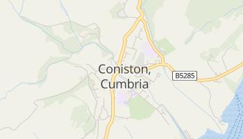 Coniston online map