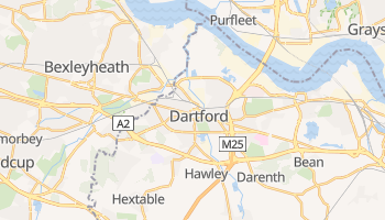 Dartford online map