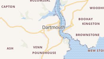 Dartmouth online map