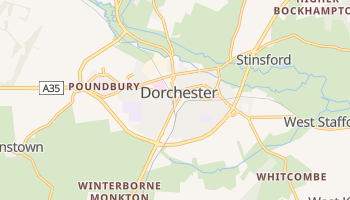 Dorchester online map