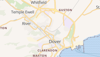 Dover online map