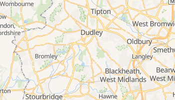 Dudley online map
