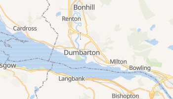 Dumbarton online map