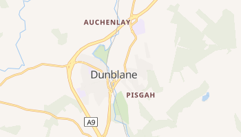 Dunblane online map