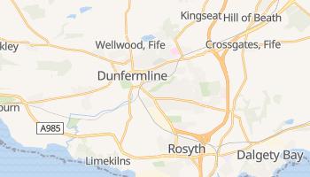 Dunfermline online map