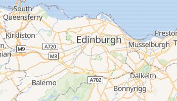 Edinburgh online map