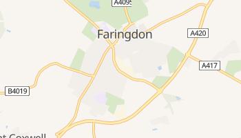 Faringdon online map