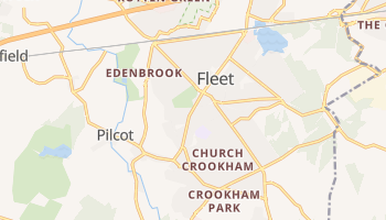 Fleet online map
