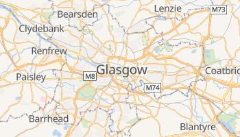 Glasgow online map