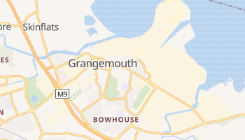 Grangemouth online map