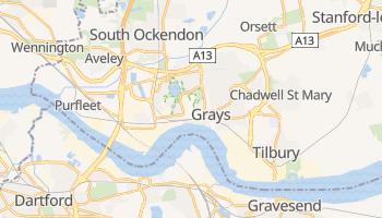 Grays online map