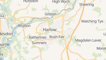 Harlow online map
