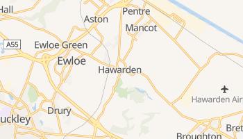 Hawarden online map
