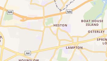 Heston online map