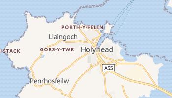 Holyhead online map