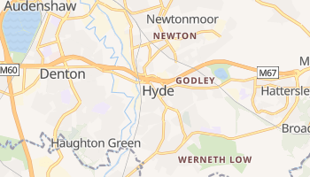 Hyde online map