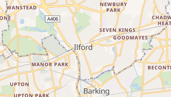 Ilford online map