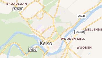Kelso online map