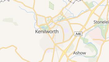 Kenilworth online map