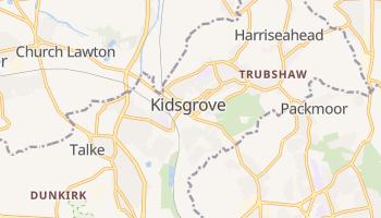 Kidsgrove online map