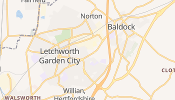 Letchworth online map