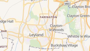 Leyland online map