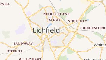 Lichfield online map