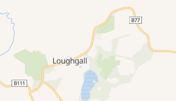 Loughgall online map